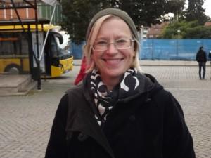 """Maria Lindgren är """"primus motor"""" bakom Höstglöd"""