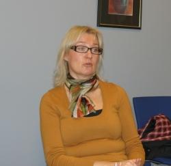 Anneli Fällman  chef för Upplevelseförvaltningen