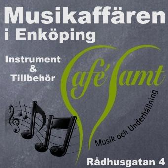 Cafe Samt i Enköping