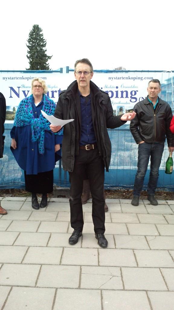 Anders Wikman lovade i valrörelsen att lyssna på Enköpingsborna. Upp till bevis nu!